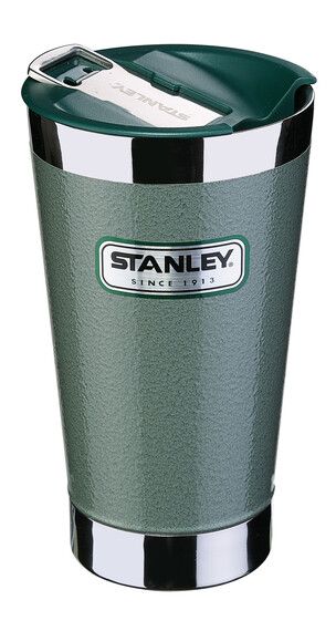 Stanley Vaccum Pint Drinkfles 473ml groen/zilver